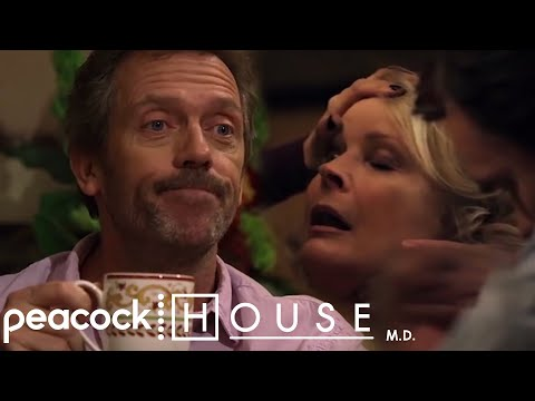 House Doses Cuddys Mother! | House M.D.