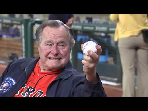 President George H.W. Bush dies at age 94