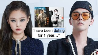 DISPATCH: Jennie & G-Dragon are DATING