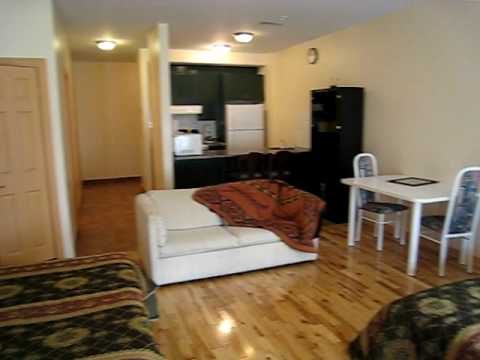 Vacation Rentals in Downtown Montreal (Canada, Quebec) Studio #202
