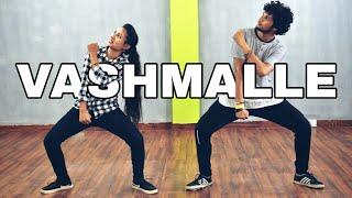Vashmalle song | Thugs Of Hindostan | Amitabh Bachchan,Aamir Khan,nDance Choreography Akash meshram
