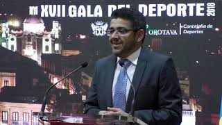 XVII Gala del Deporte de La Orotava