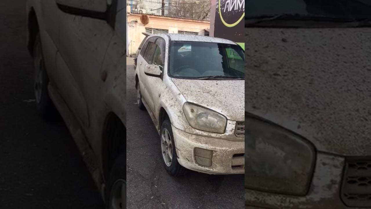 Баба пригнала автомобиль на мойку | Баба дура за рулем