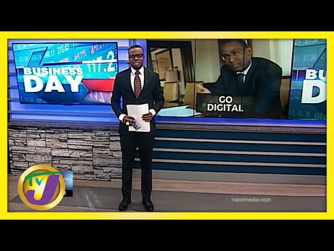 Jamaican Gov't Encouraging Companies to Go Digital | TVJ Business Day