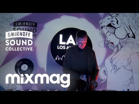 AMTRAC house DJ set in The Lab LA