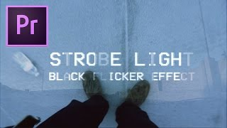 Adobe Premiere Pro CC Tutorial: Strobe Light & Flicker Transition Effect (Simple How to 2017) Mp3