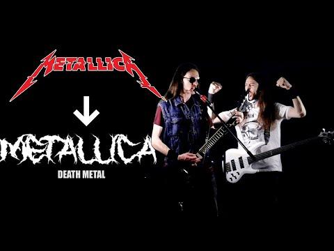 Dan Joyce - If Metallica Was Death Metal