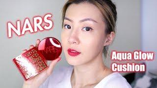 Nars Aqua Glow Cushion 粉底測試 | HIDDIE T