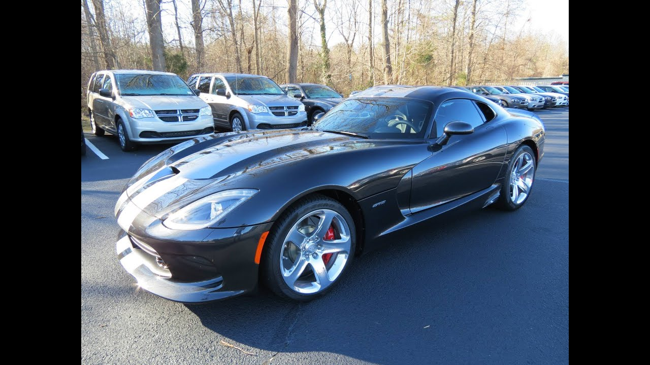 2014 srt viper gts start up exhaust and in depth review. Black Bedroom Furniture Sets. Home Design Ideas