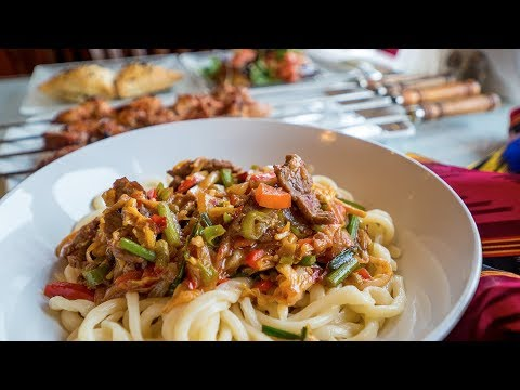 [Eerkin's] #1 Uyghur Food: Hand-Pulled Laghman – Fairfax, VA