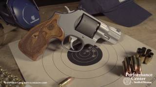 Smith & Wesson Performance Center 986 9MM with Jerry Miculek