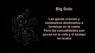 Big Soto - Aquella Noche 🌹[Letra] [Trap Venezolano]