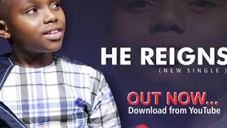 gideon-nhyiraba-debut-single---he-reigns