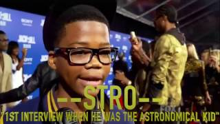 ASTRONOMICAL KID aka STRO 1ST INTERVIEW BEFORE X FACTOR