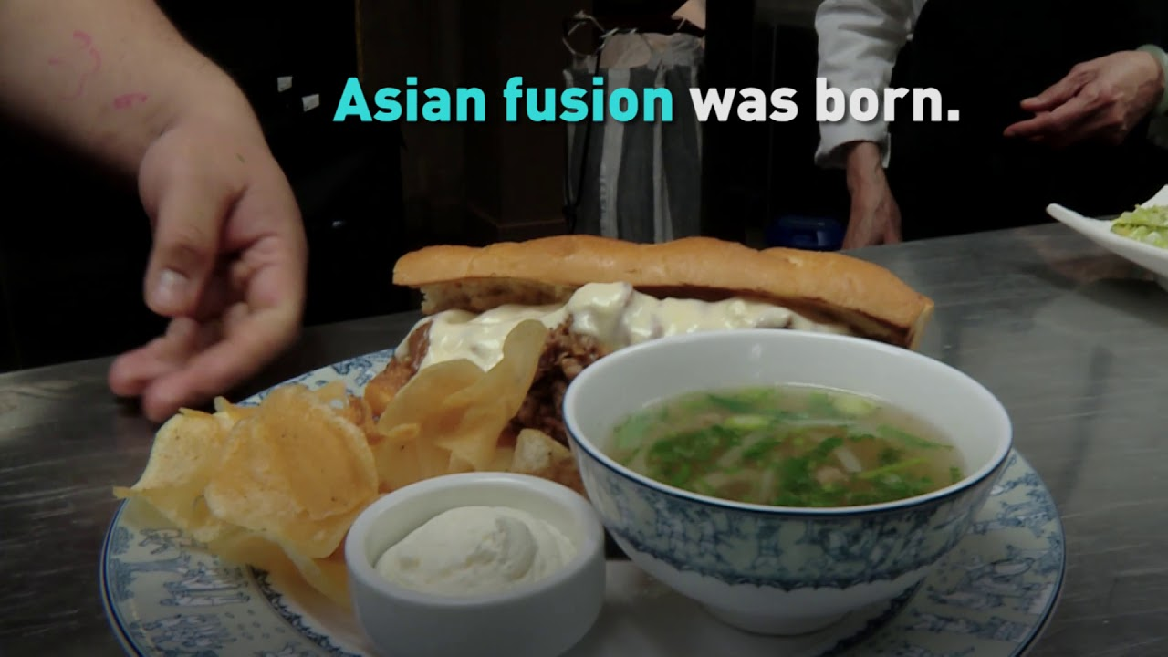 Cuisine Us A Refugee From Vietnam Helped Popularize Asian Fusion Cuisine In Us