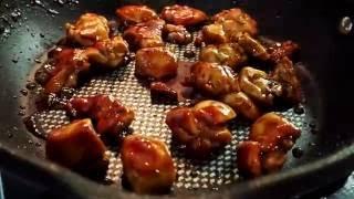 курица в соусе терияки - Попробуй повтори (Японахата)
