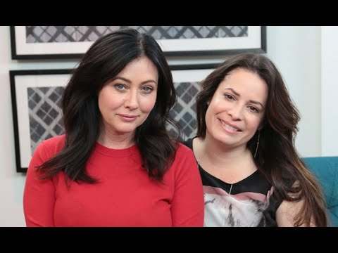 What Shannen Doherty Really Thinks When She Sees A 90210 Rerun Youtube