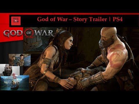God of War 4 | Русский сюжетный трейлер | PS4 Pro