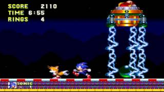 Sonic 3 & Knuckles - Boss Theme (Revenge of Shinobi Remix)