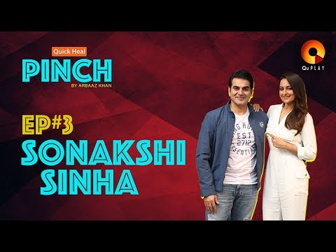 Sonakshi Sinha | Quick Heal Pinch by Arbaaz Khan | QuPlayTV Mp3