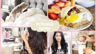 My Morning Routine 2015 - MissLizHeart