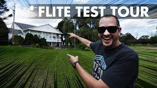Flite Test Shop Tour - Edgewater Airpark