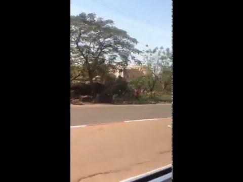 Bamako Mali street