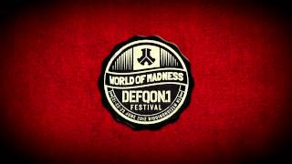 Coone vs  Ruthless @ Defqon.1 2012 (Liveset) (HD)
