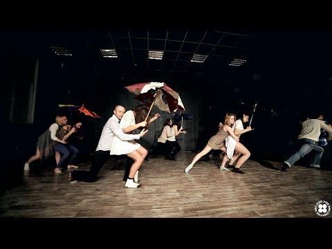 Birdy - Shelter | contemporary choreography by Yana Abraimova | D.side dance studio