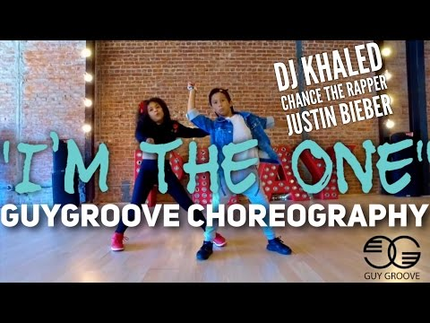 Im The One | @djkhaled @chancetherapper @justinbieber | @GuyGroove Choreography