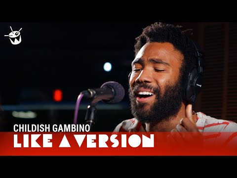 Thumbnail: Childish Gambino covers Tamia 'So Into You' for Like A Version