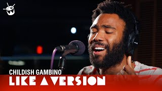 Download Childish Gambino covers Tamia 'So Into You' for Like A Version