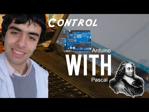 Arduino & Pascal programming language - HOW TO