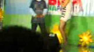 "Bida Kapamilya Mall Tour @ SM Novaliches 18-Dec-2010: Maja Salvador Singing ""Baby"""