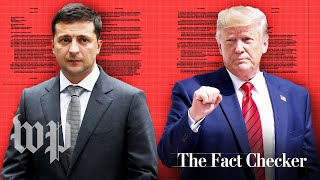 How Trump's attempt to force a Biden-Ukraine investigation backfired | The Fact Checker