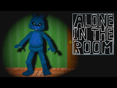 HAPPY HALLOWEEN BRO | ALONE IN THE ROOM - HALLOWEEN | LET'S PLAY FNAF FANGAMES
