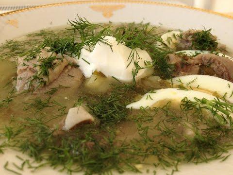 Зеленый борщ 34 рецепта с фото рецепты с фотографиями