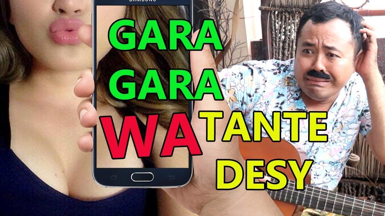 Download GARA-GARA WA TANTE DESY! alamakkk!!!!!