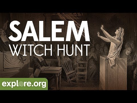 the shocking revelations and statistics of the infamous salem witch trials of 1692 How to hang a witch adriana mather salem, massachusetts is the site of the infamous witch trials and the new and whether the revelation of his true identity.