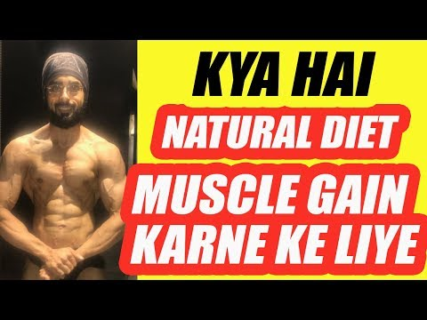 Kya Hai Natural Diet Muscle Gain Ke Liye | Only On Tarun Gill Talks