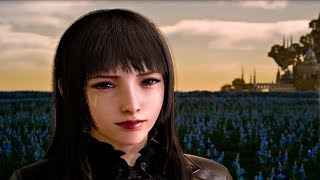 FINAL FANTASY XV - New Sad Shiva Gentiana & Luna Story Cutscene | Update 1.16 [1080P 60FPS]