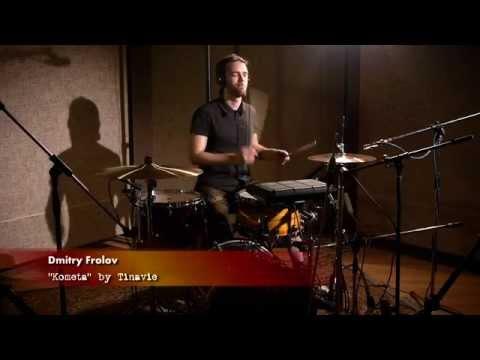 Tinavie - Kometa / Dmitry Frolov - drums