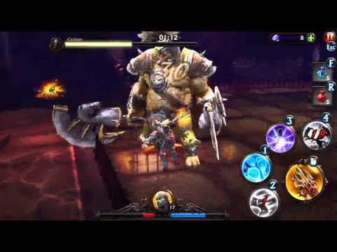 Eternity Warriors 3 Cyclops' Chamber