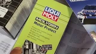Un aditivo mejor que CERATEC   Lo Nuevo de Liqui Moly   Motor Protect   Aditivo Premium Molygen