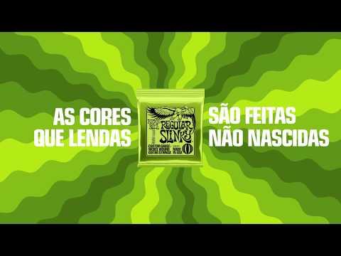 ERNIE BALL Portugues
