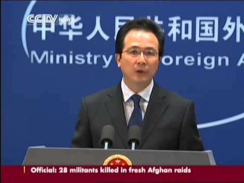 """China urges Malaysia to make """"full efforts"""" to rescue the kidnapped Chinese tourist"""