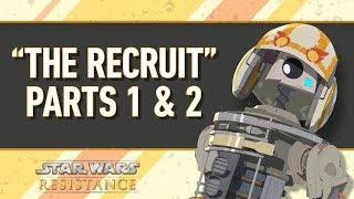 "Bucket's List #1.1: ""The Recruit"" | Star Wars Resistance"