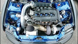 VTEC SOUNDS COMPILATION #3 - All Motor, Turbo, Supercharged