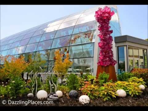 A June Visit to the Chihuly Garden and Glass Exhibition in Seattle Center