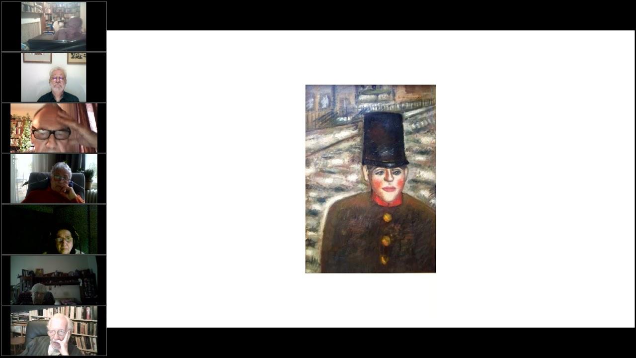 A 60-as évek művészete - Román György - Tóth Menyhért Az Online előadás sorozat 25. előadása